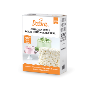 Lukier ROYAL ICING 400g / Decora